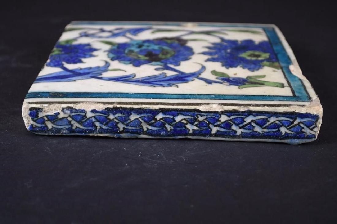 Antique Islamic Tile - 7
