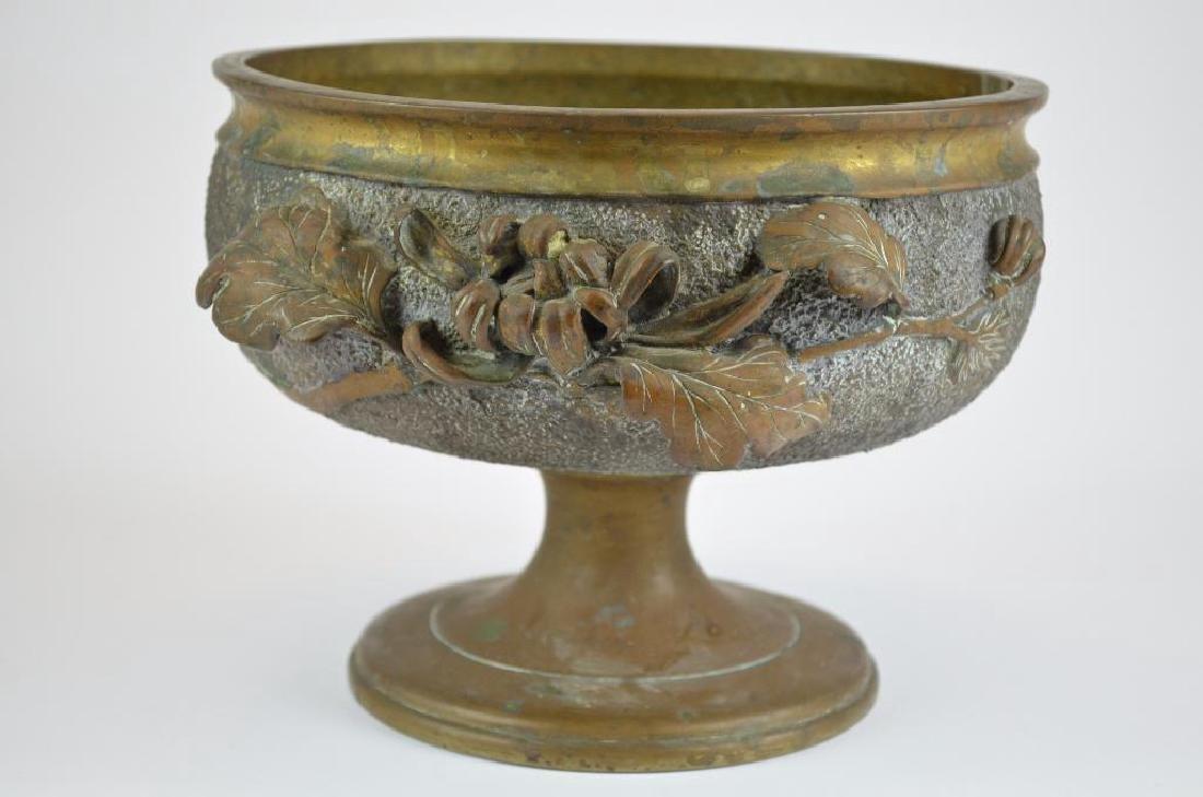 Bronze Compote - 10