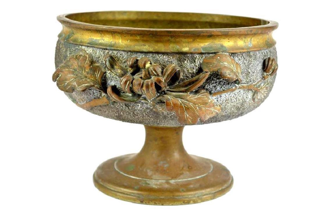 Bronze Compote