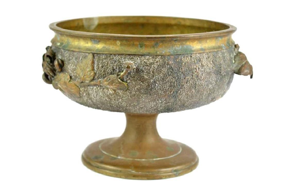 Bronze Compote - 4