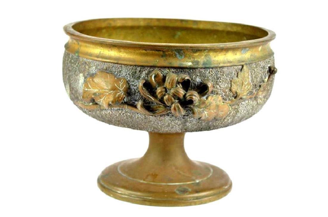Bronze Compote - 7