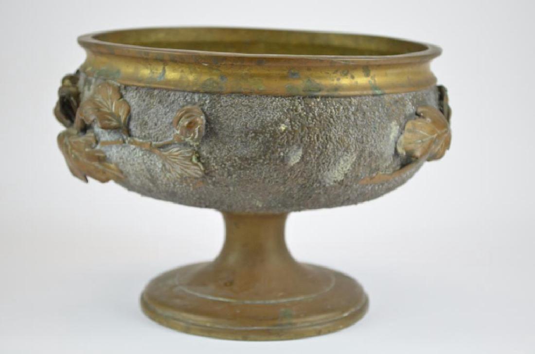Bronze Compote - 8