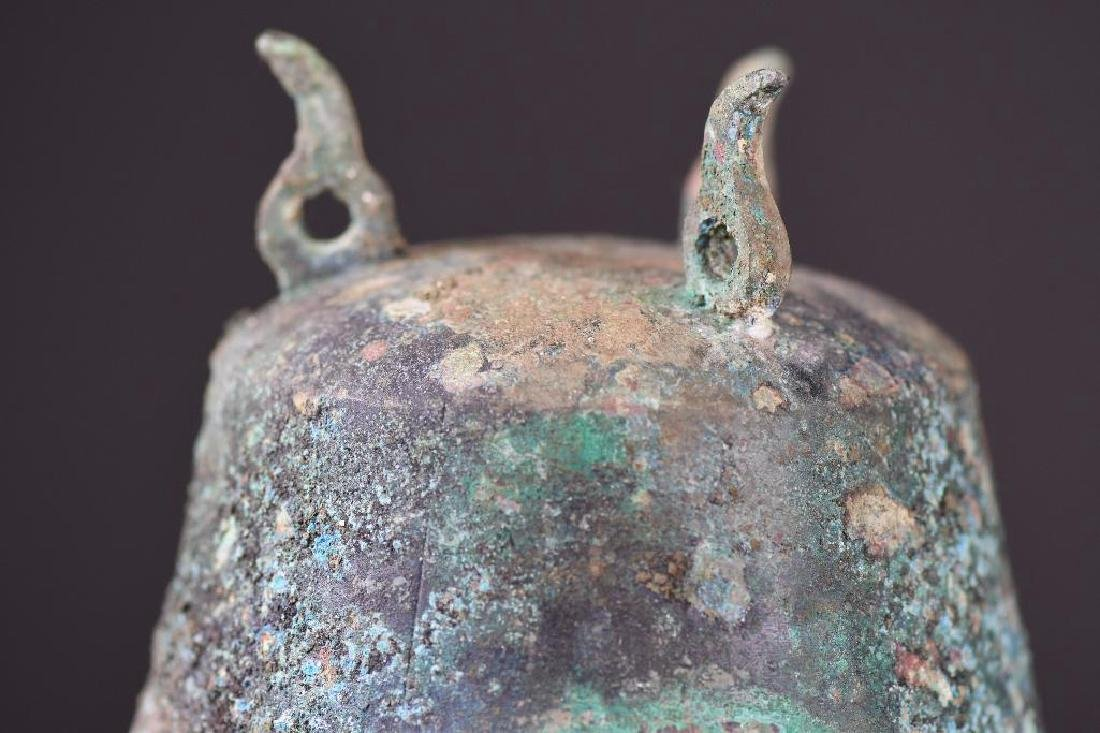 Chinese Bronze Tripod Vessel - 9