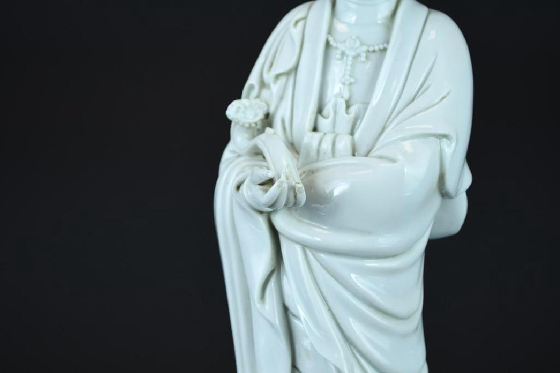Chinese Blanc De Chine Guan Yin - 6
