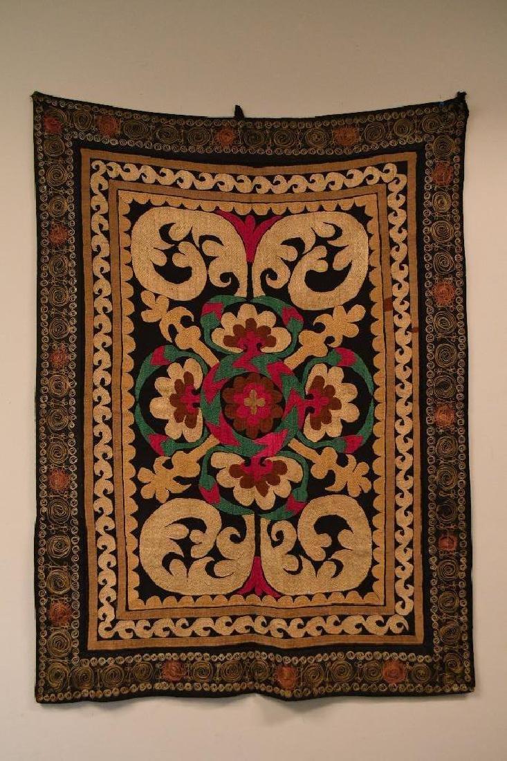Embroidered Sozani Panels