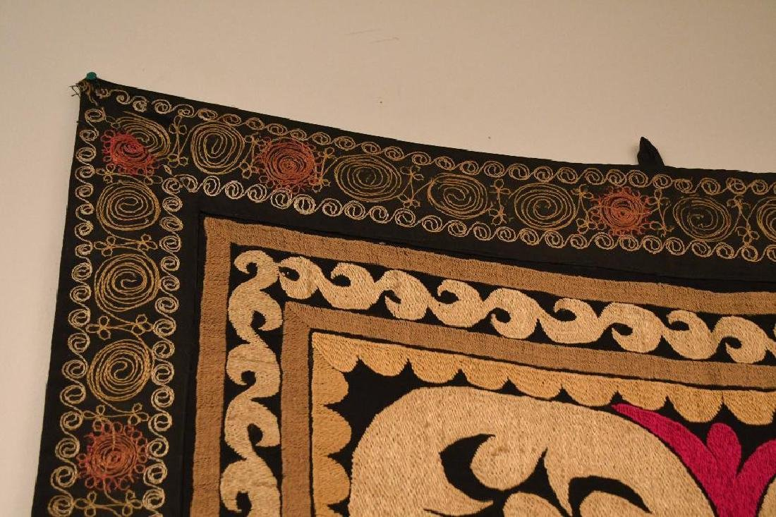Embroidered Sozani Panels - 2