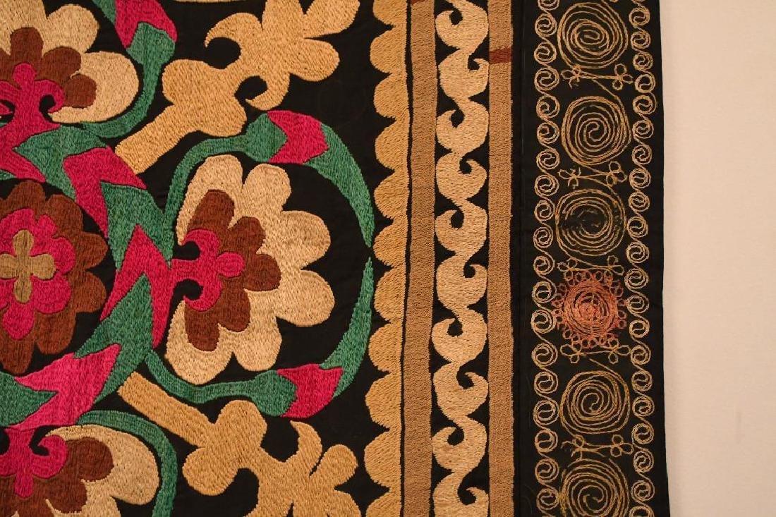 Embroidered Sozani Panels - 3