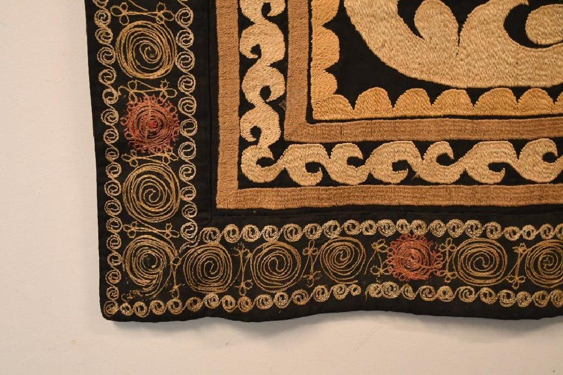 Embroidered Sozani Panels - 4