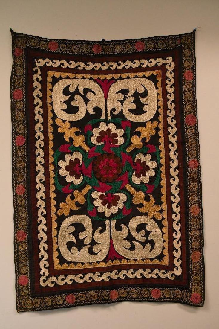 Embroidered Sozani Panel
