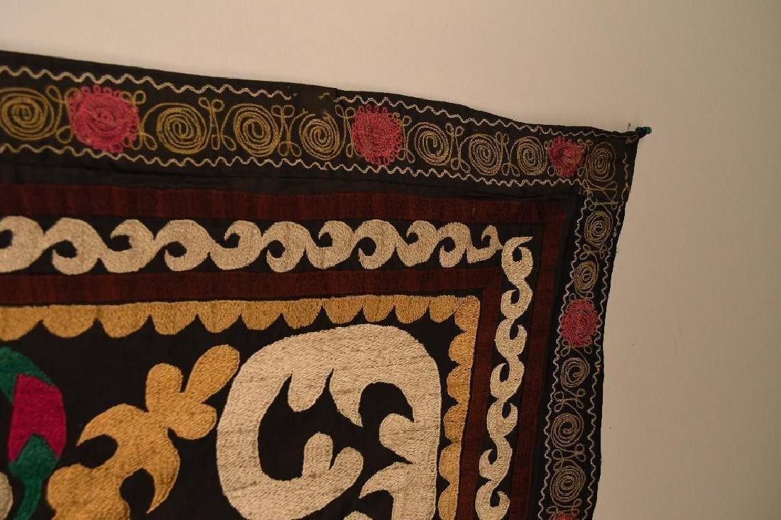 Embroidered Sozani Panel - 2