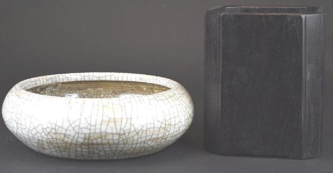 Two Chinese Items