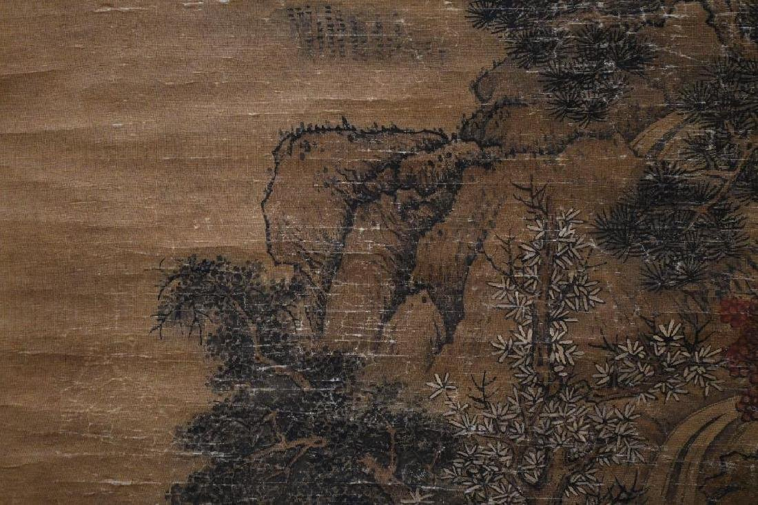 Chinese Scroll Painting - 6