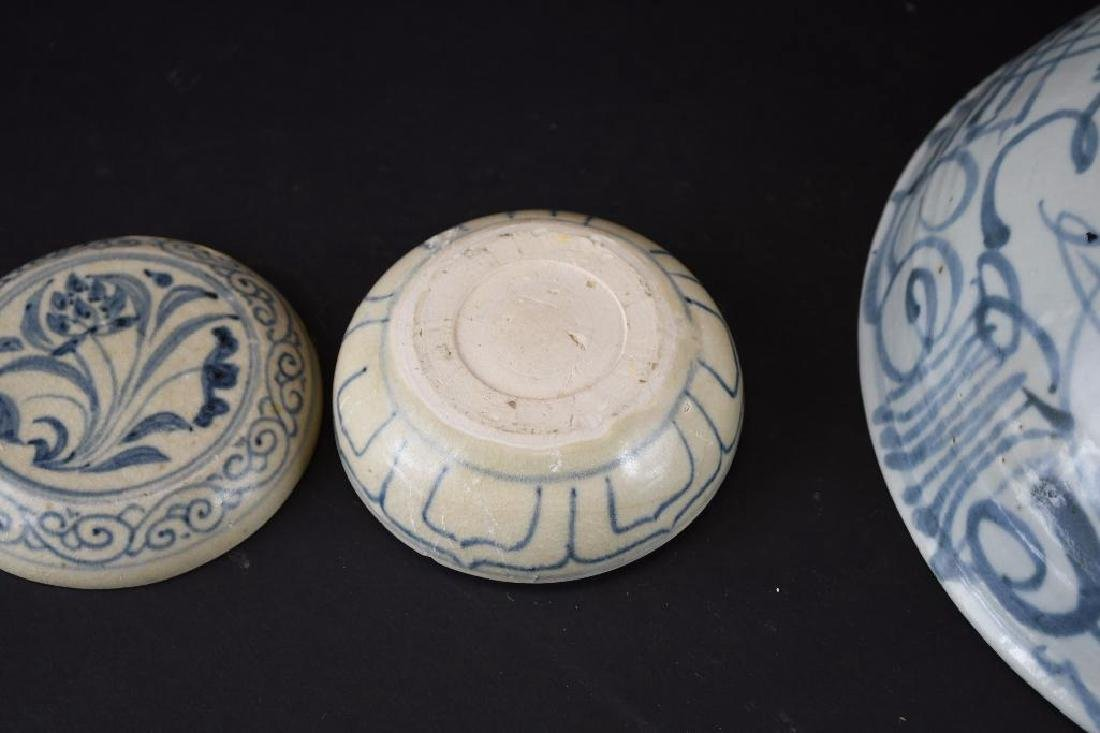 Two Chinese Porcelain Items - 8