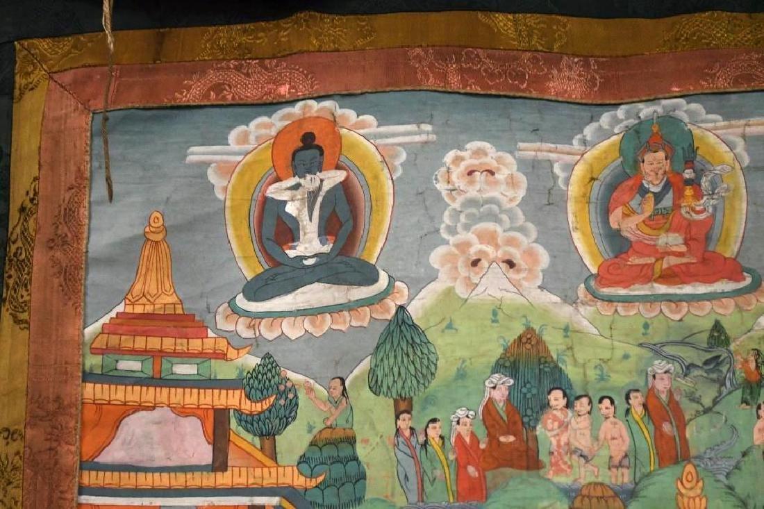 Tibetan Thangka - 2