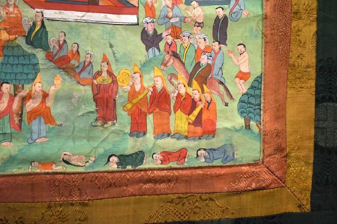 Tibetan Thangka - 7