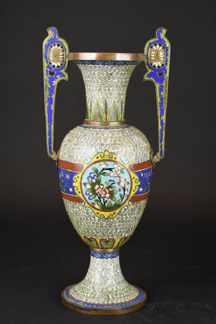 Pair of Chinese Vases - 2