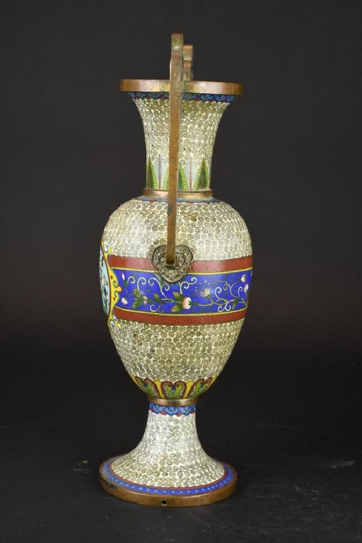 Pair of Chinese Vases - 5