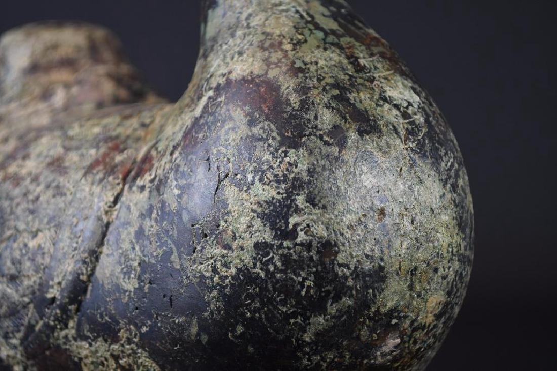 Chinese Bronze Duck - 7