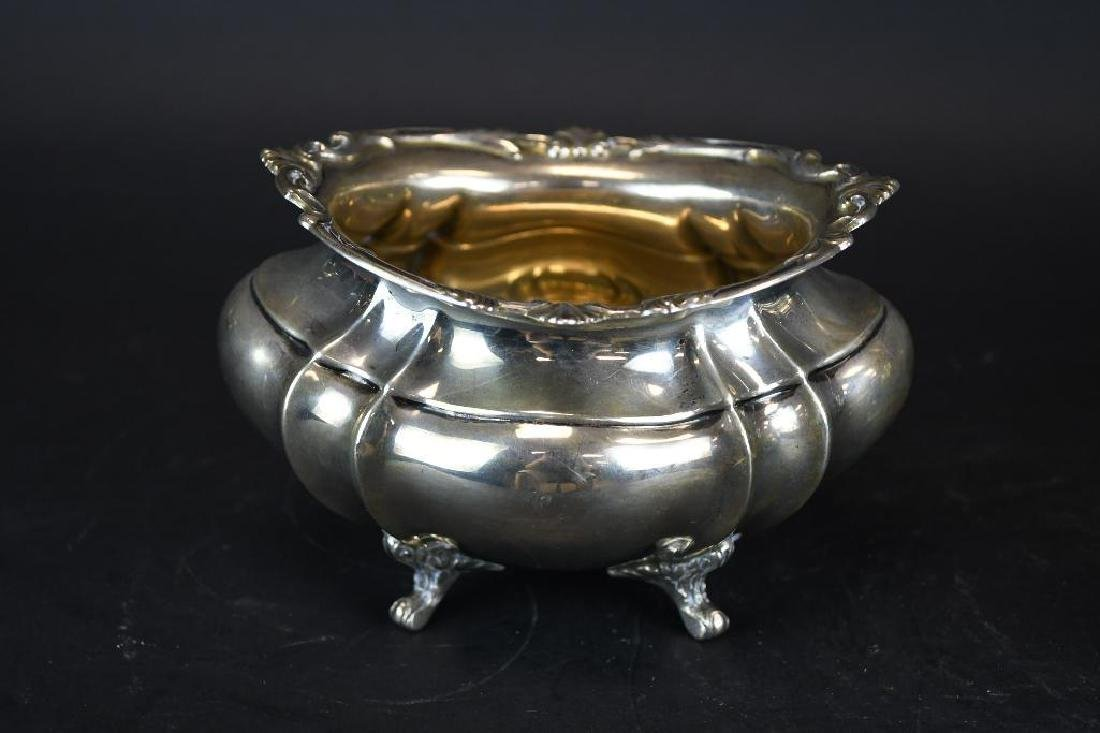 Sterling Silver Tea Set - 2