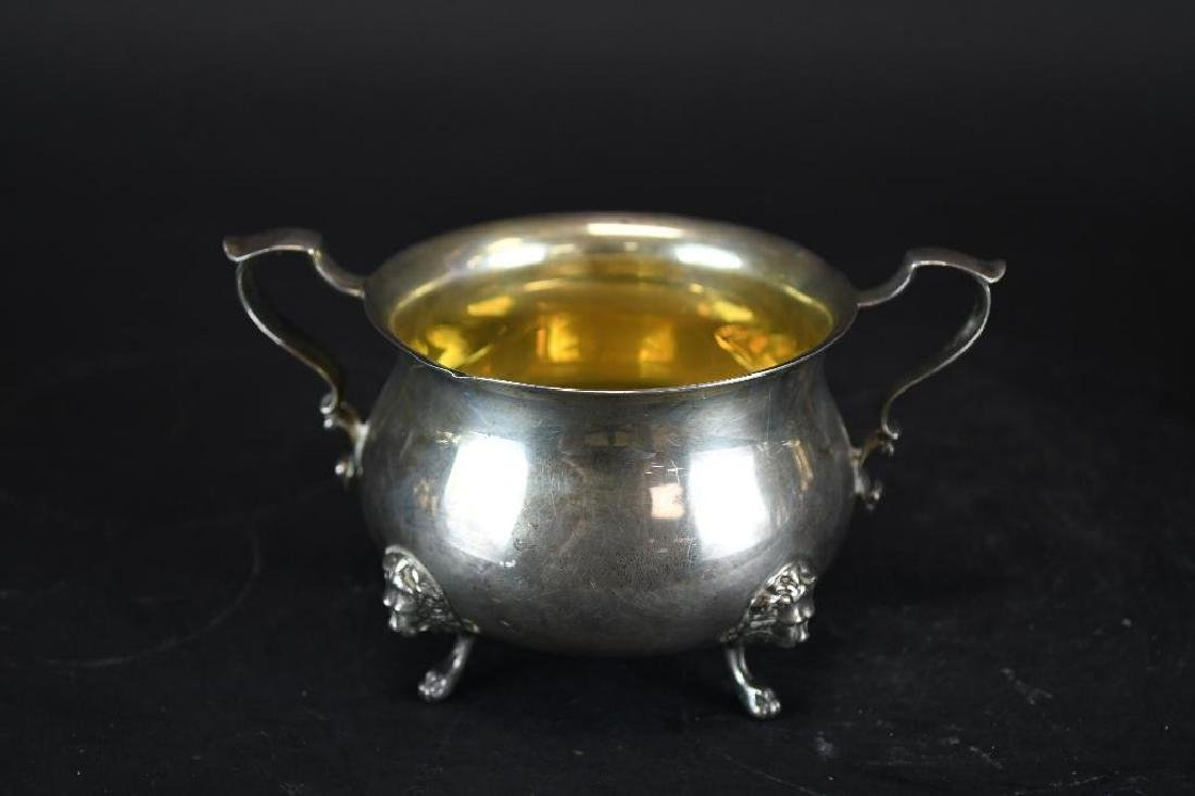 Sterling Silver Tea Set - 5