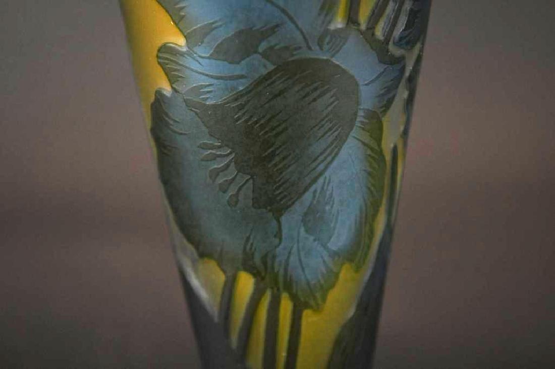 Cameo Glass  Vase - 7