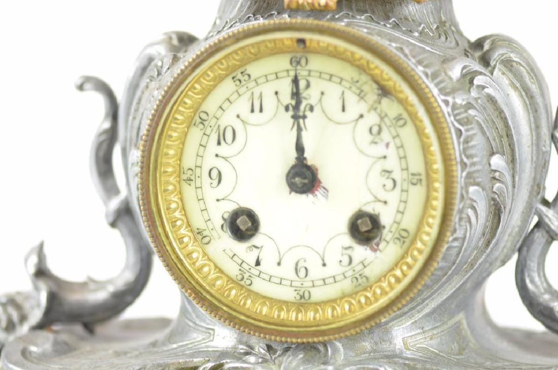 French Mantle Clock - 9