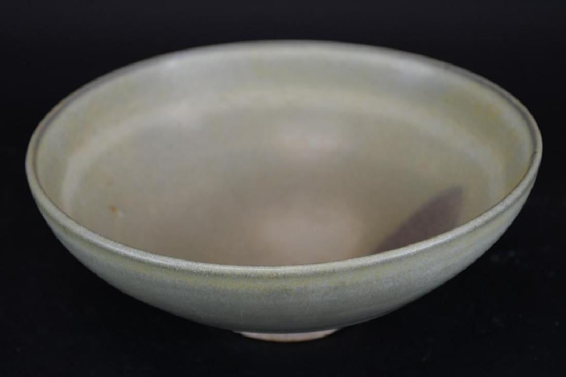 Chinese Junyao Glaze Porcelain Bowl - 4