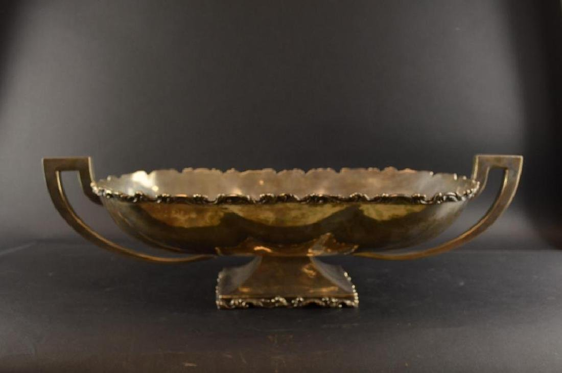 Sterling Silver Footed Centerpiece - 2