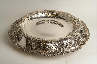 Magnificent Tiffany & Co Sterling Silver Center Piece