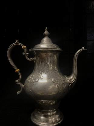 Gorham Sterling Silver Coffee pot