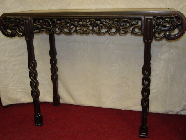 48: Rosewood Altar Table