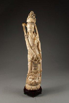 79: Ivory - Guan Yin