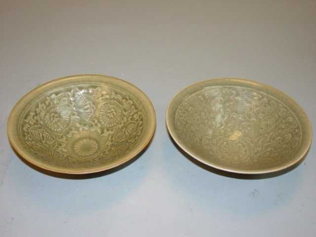 153: Pair of Song Style Bowls
