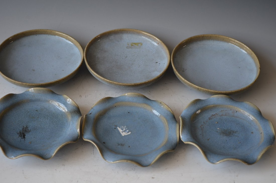 Chinese Porcelain Wares Six Pieces