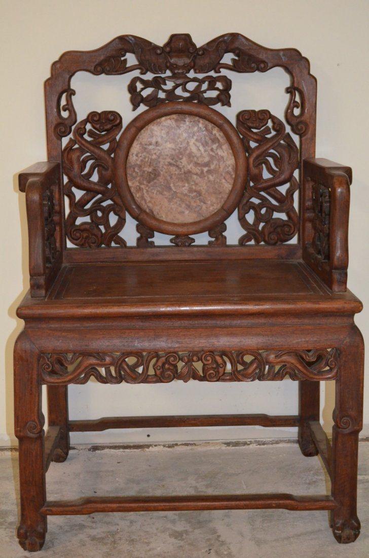 Chinese Tai Zee Chair