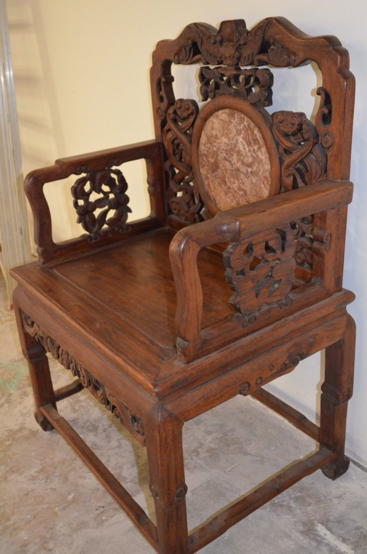 Chinese Tai Zee Chair - 5