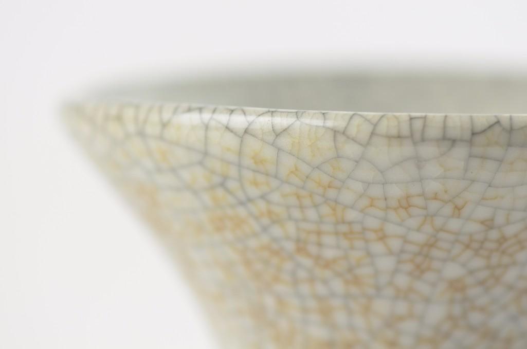 Chinese Crackle Glaze Vase - 2