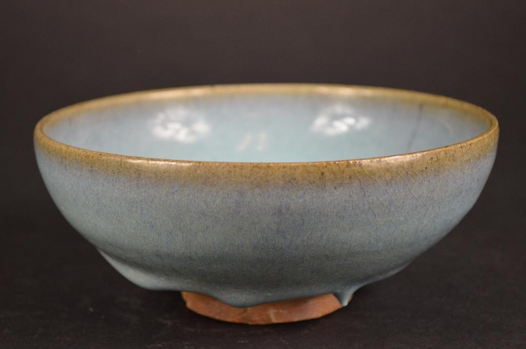Chinese Junyao Glaze Bowl - 4
