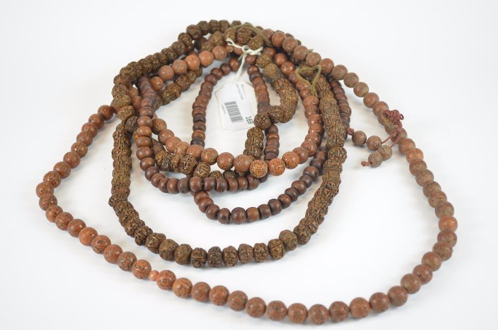 Tibetan Beaded Necklaces