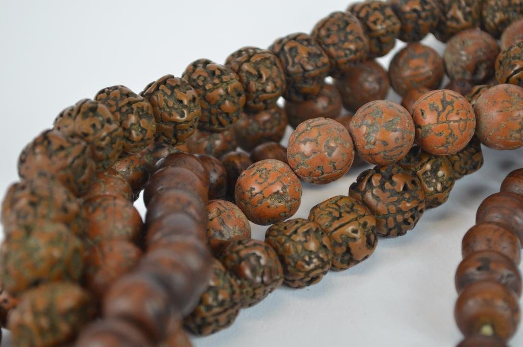 Tibetan Beaded Necklaces - 2