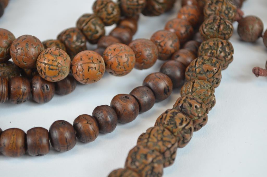 Tibetan Beaded Necklaces - 4