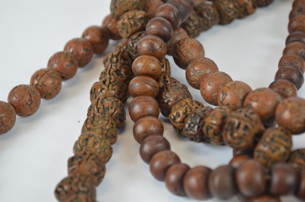 Tibetan Beaded Necklaces - 5