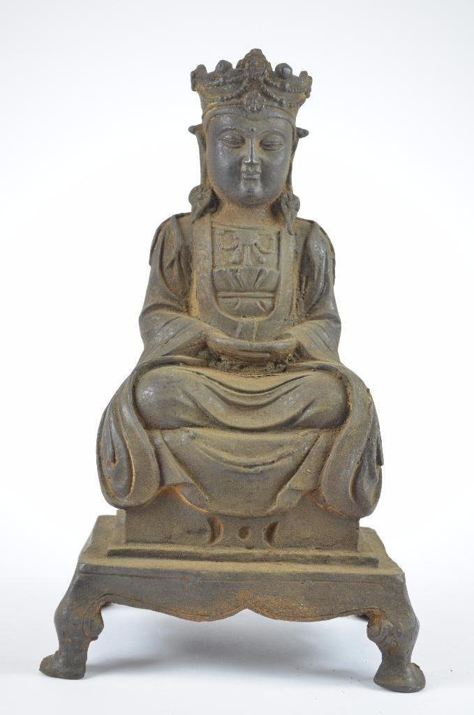 Chinese Seated Guan Yin