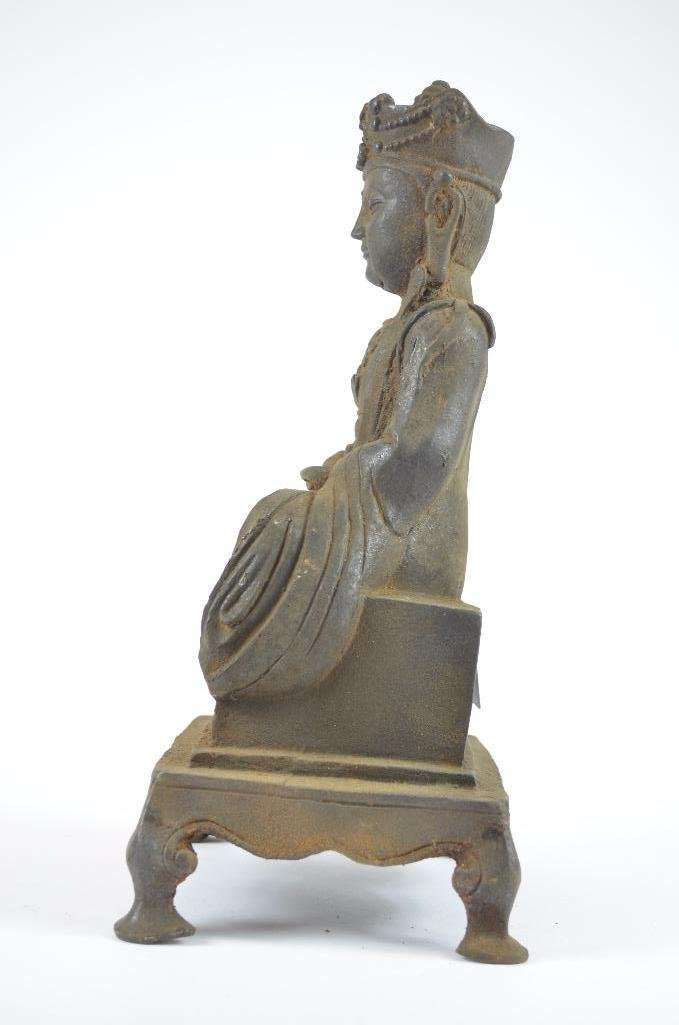 Chinese Seated Guan Yin - 4