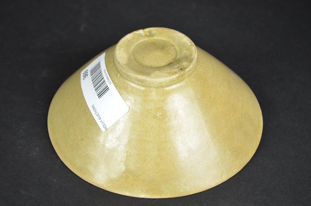 Chinese Celadon Glaze Porcelain Bowl - 6