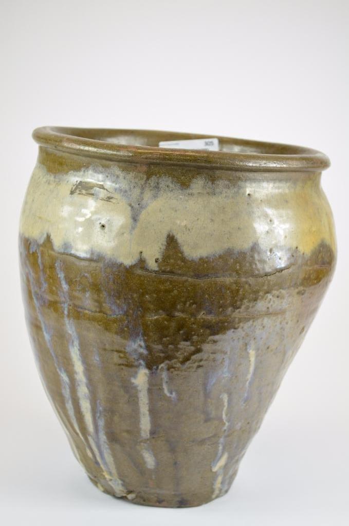 Chinese Celadon Glaze Vase - 2