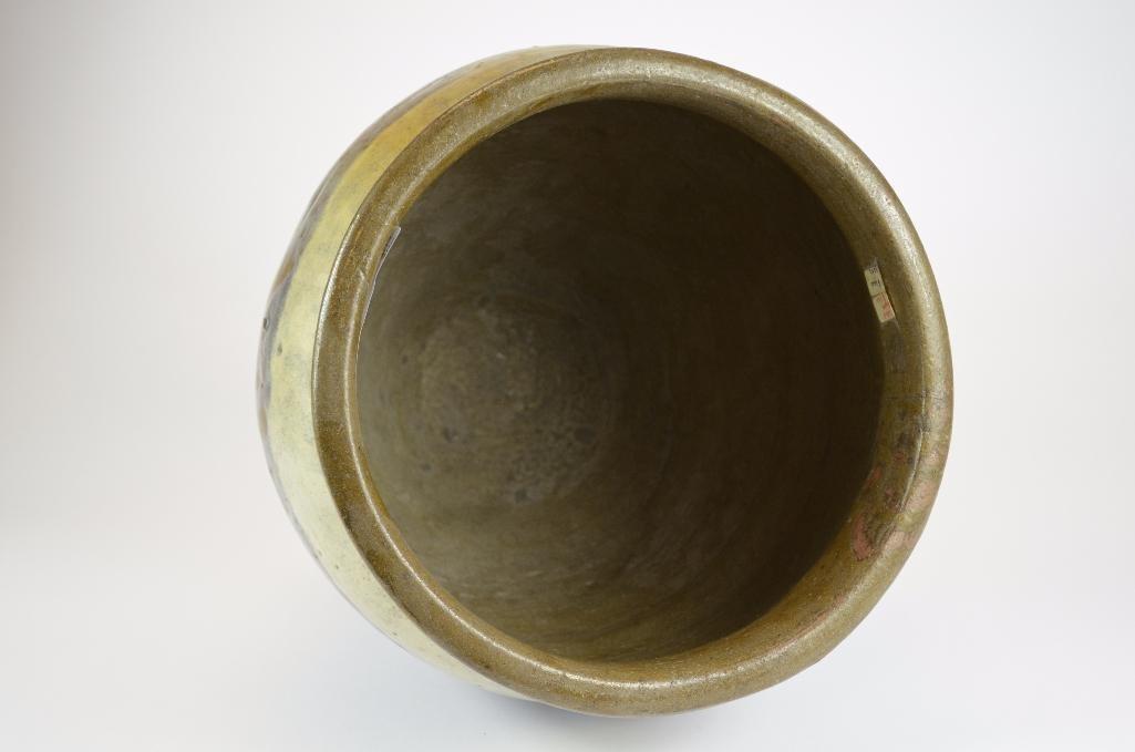 Chinese Celadon Glaze Vase - 5