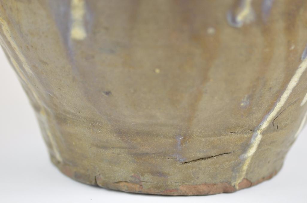 Chinese Celadon Glaze Vase - 9