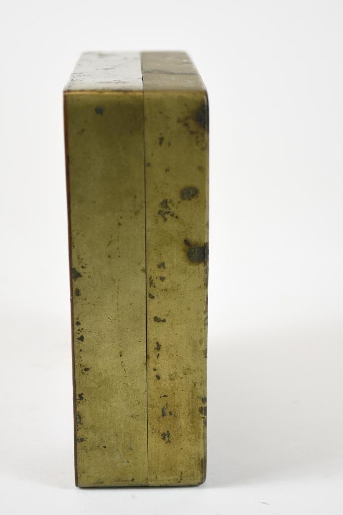 Chinese Bronze Box - 6