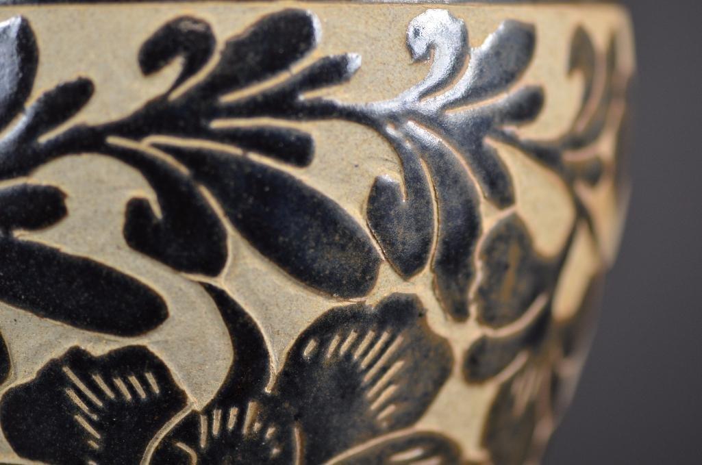 Chinese Cizhou Ware Vase - 8